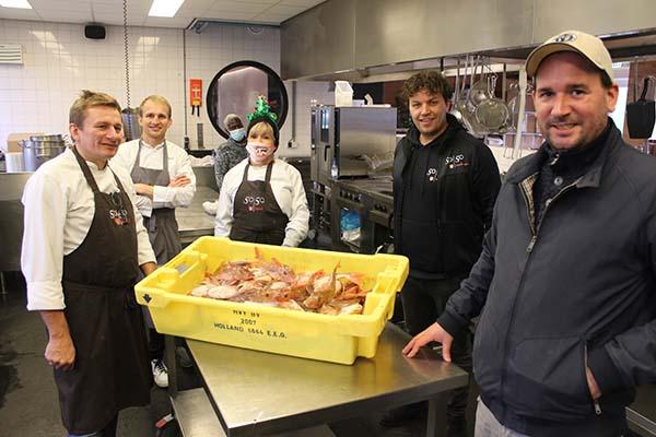 Noordzeevis uit IJmuiden